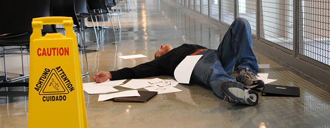 slip and fall injury lawyer